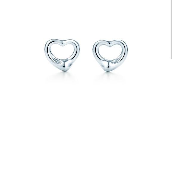 8529e5f4f Tiffany & Co. Elsa Peretti Open Heart Earrings. M_5bfb23d23e0caaed82f1e941